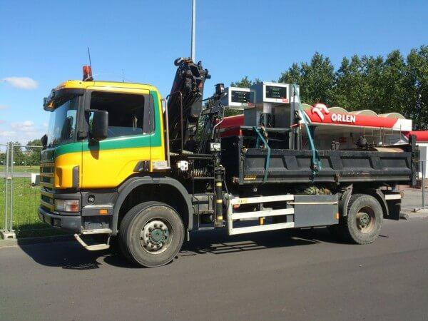 transport specjalistyczny