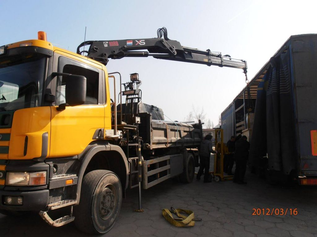 hds transport